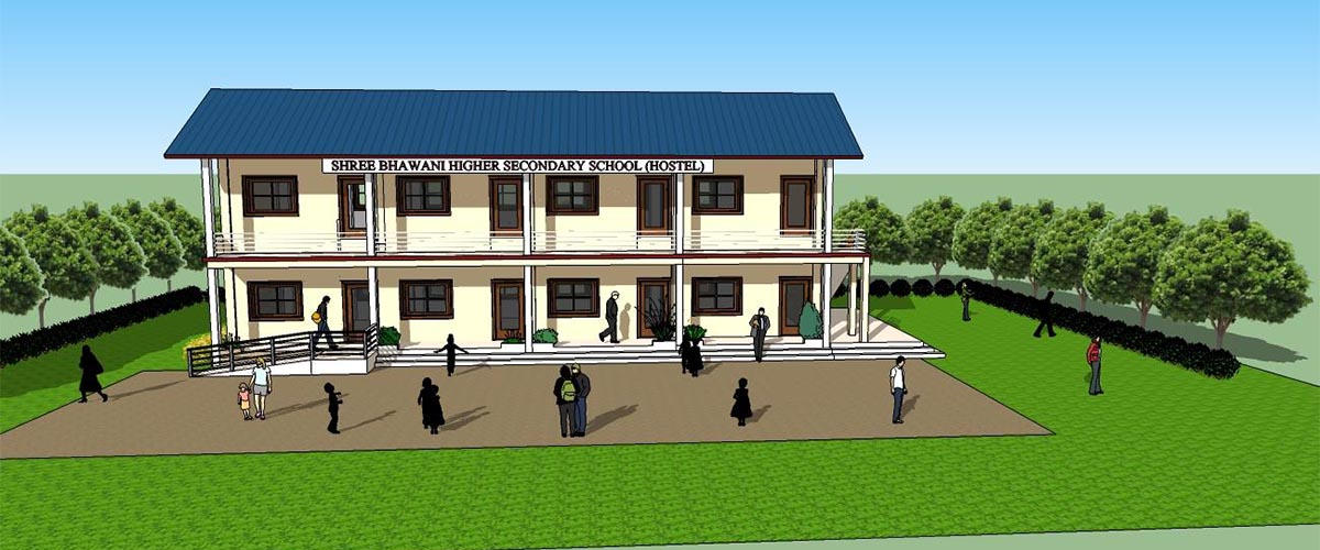 Bhawani Hostel Design