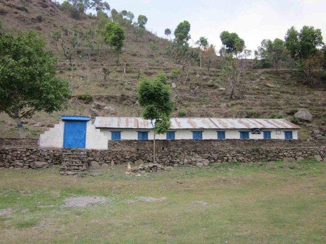 Jalakanya Primary School Front View