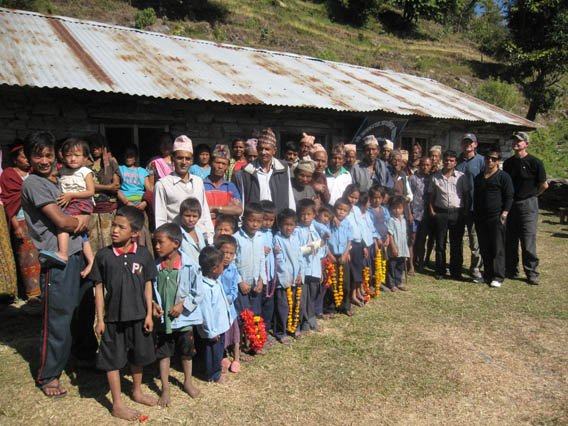 Sambhav Nepal Representatives, Local Guardian, Student and Staff