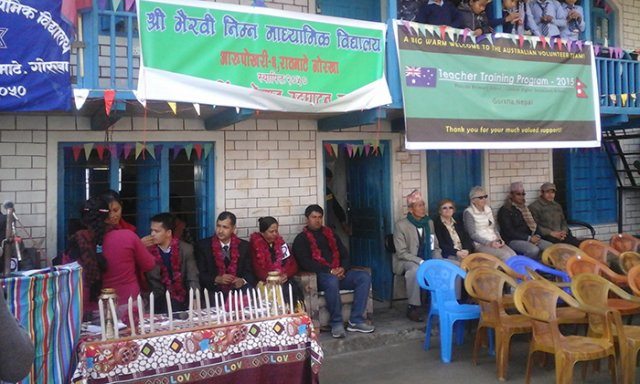 21st Anniversary of Bhairabi Primary School