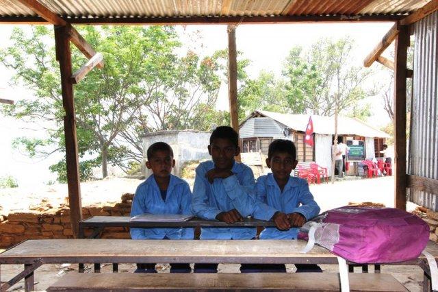 A Wallless Classroom