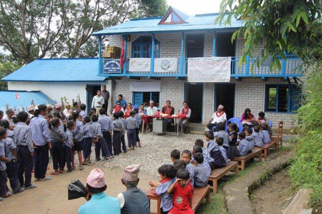 Bhairabi School