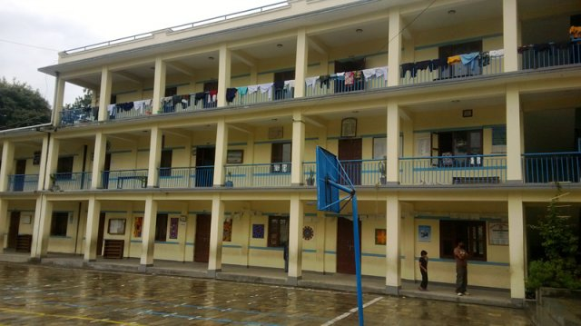 DSA School Building