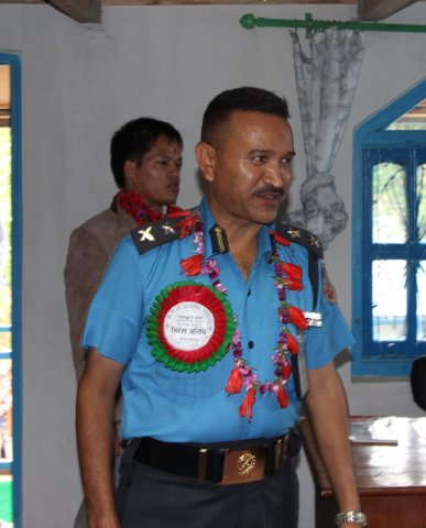 DSP of Gorkha