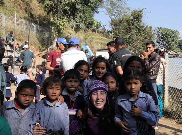 Students of Bhairabi