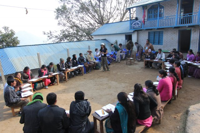 Training Program at Bhairabi Primary School