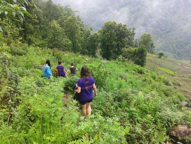 Village Excursion