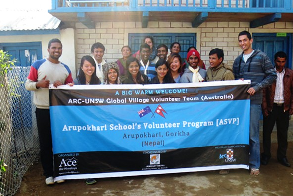 Volunteer at unsw-013