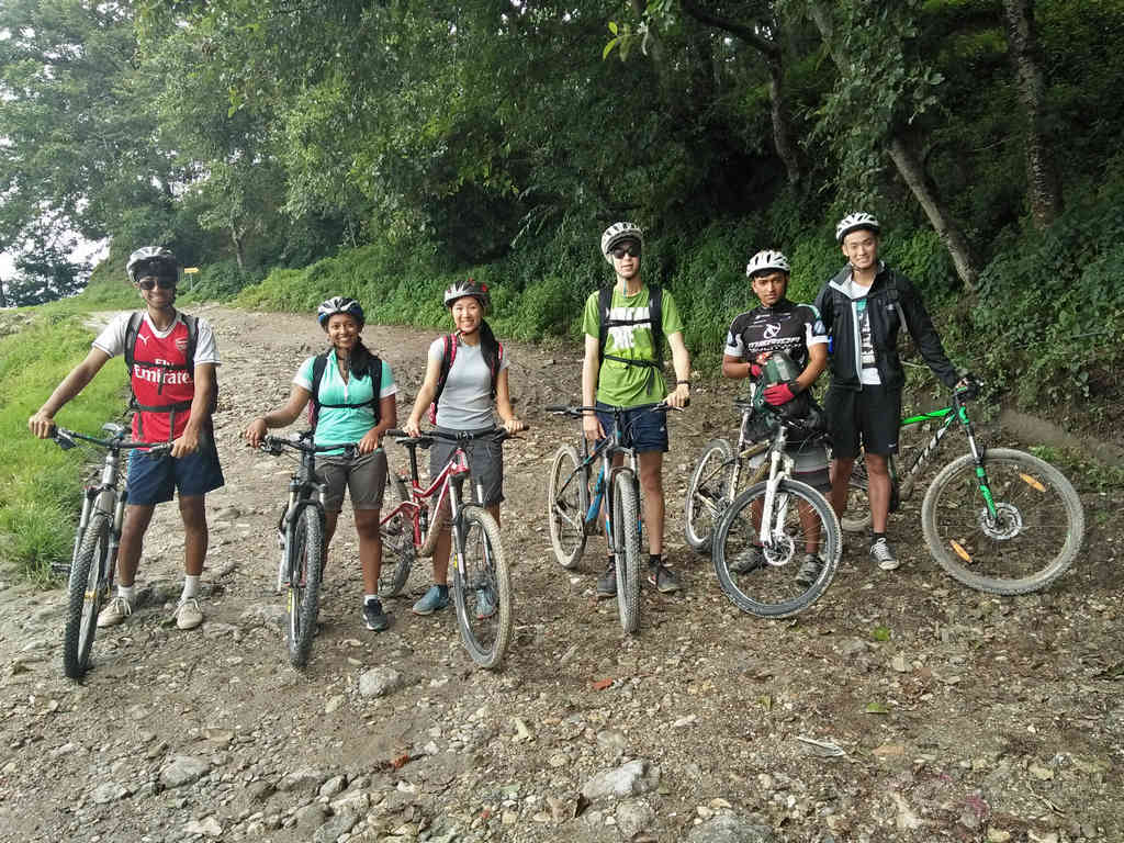 Cycling the rough road