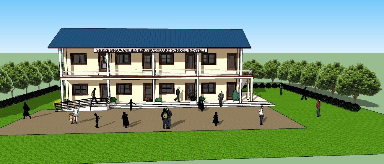 Hostel of Bhawani Design