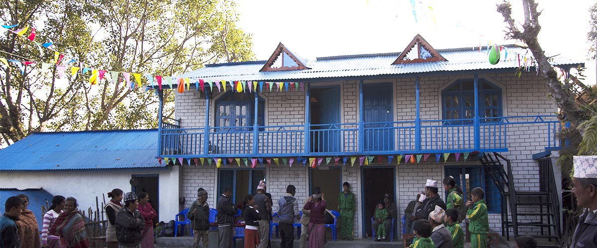 Bhairabi Project Banner
