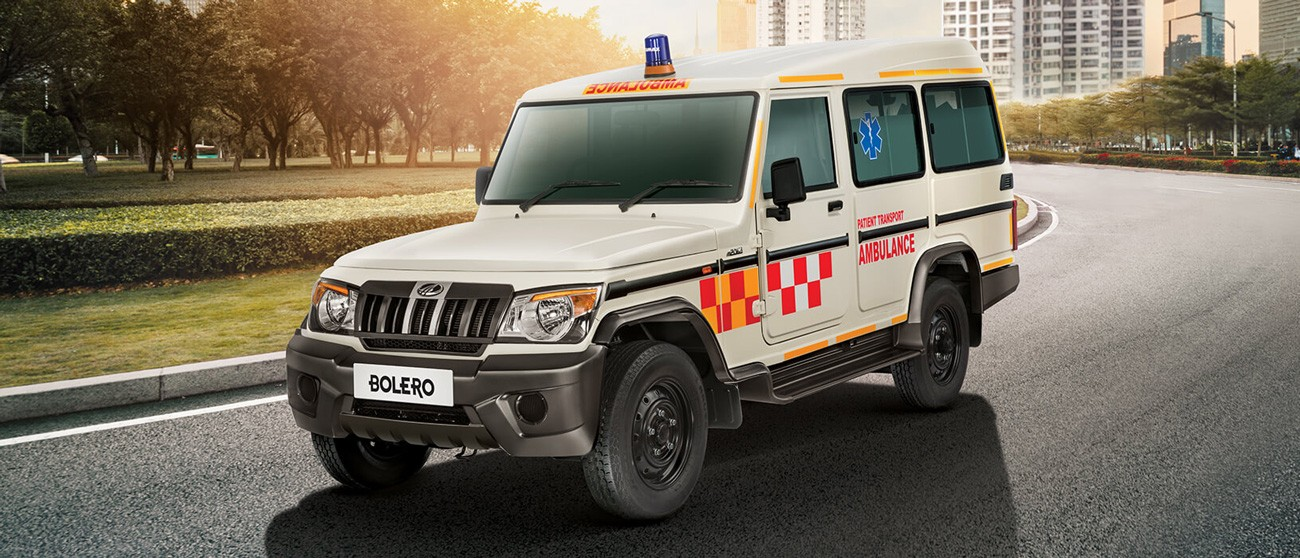 Himalayan Ambulance project page banner